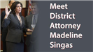 Meet District Attorney Madeline Singas