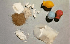 Heroin in Different Forms