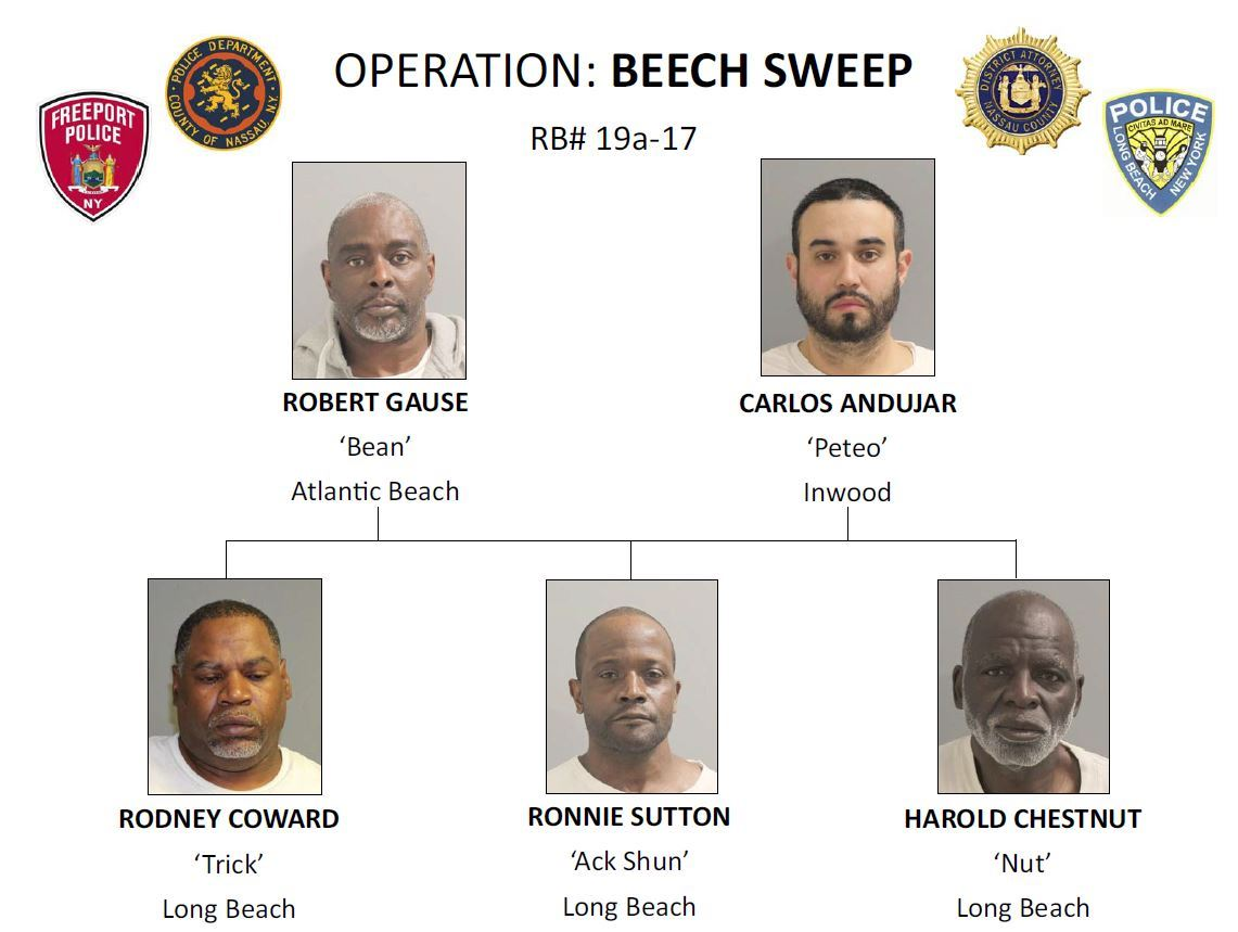 Operation Beech Sweep mugs